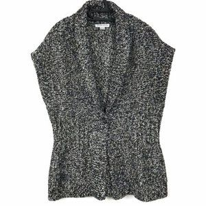 Pendleton Sweater Vest Shawl Collar Wool Blend